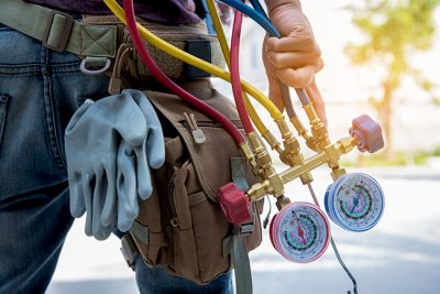 Call our Fort Wayne, IN office to schedule maintenance on your heating and cooling system.